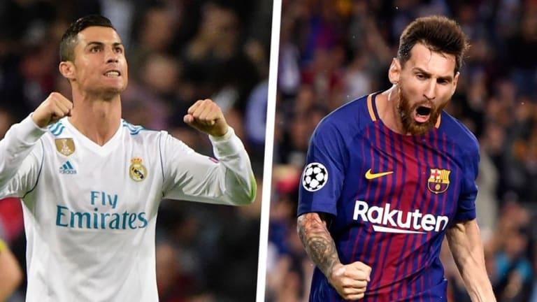 La perla blanca que eligió a Messi antes que a Ronaldo y después se arrepintió