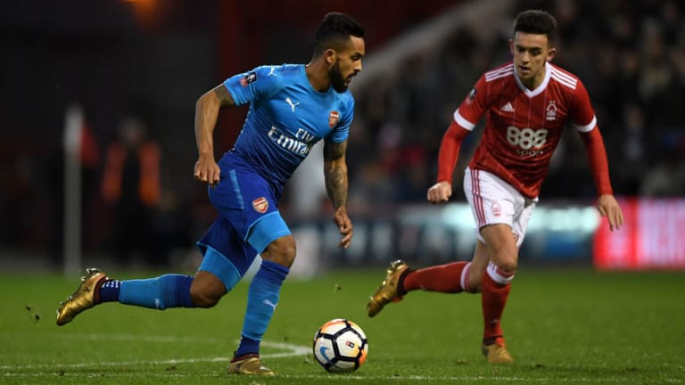 Everton Leapfrog Southampton in January Transfer Race for Out of Favour Arsenal Star