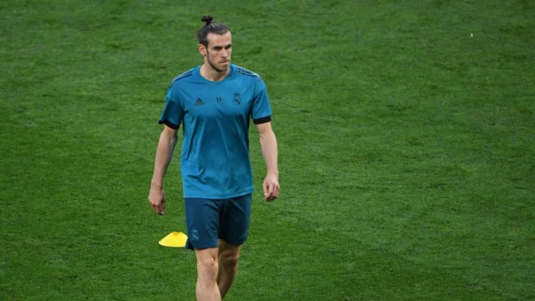 VIDEO | Tremendo GO-LA-ZO de chilena de Bale para anotar el segundo