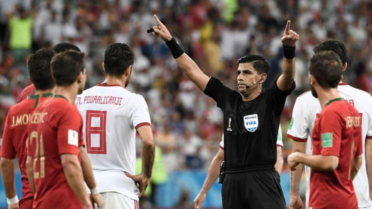 Iran 1-1 Portugal: VAR Grabs the Headlines Again as Late Penalty Denies Group Win for Portugal