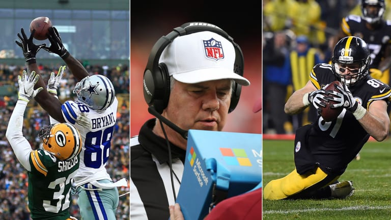 NFL Catch Rule, Rewritten: League Aims to Simplify; Result Could Complicate