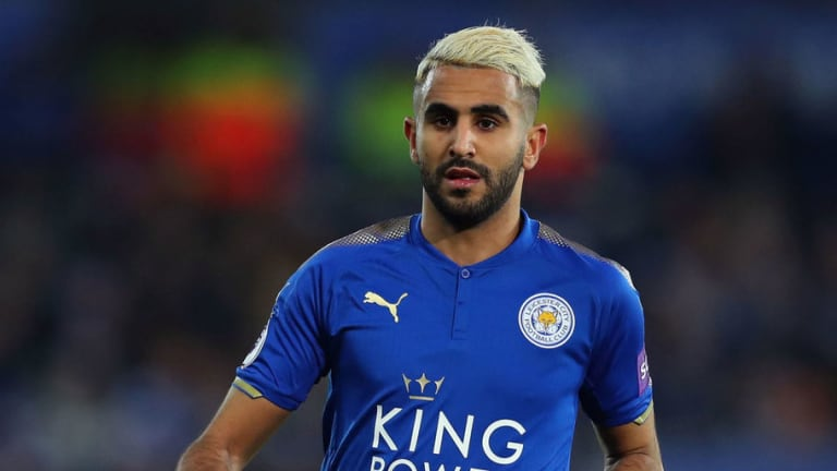 Algerian Journalist Claims Riyad Mahrez Wants to Leave Leicester City & Board Have Agreed to Exit