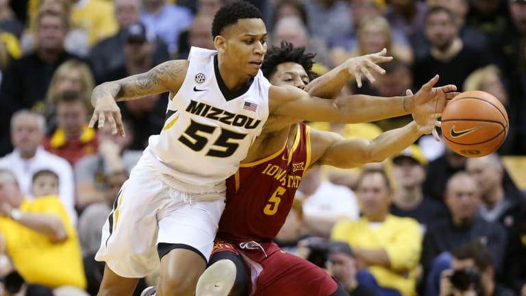 Missouri Freshman Guard Blake Harris Plans to Transfer