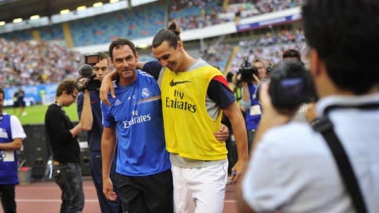"DIRECTO: Paul Clement aseguró que Zlatan es un jugador de ""momentos importantes"""