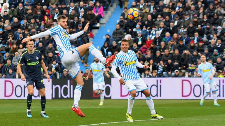 SPAL 1-1 Inter: Last Gasp Goal Sees Bolshy Biancazzurri Earn Draw as Nerazzurri's Slump Continues