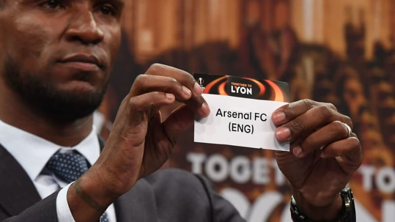 Milan Director Pokes Fun at Arsenal But Admits Rossoneri Are 'Fascinated' With Europa Draw