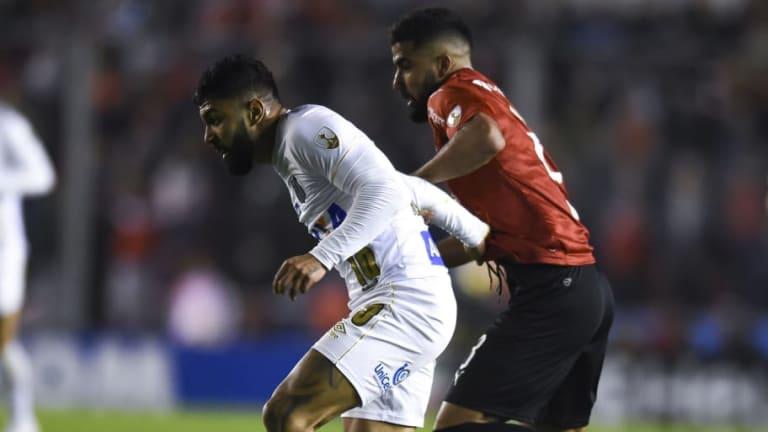 """Los mejores memes tras el """"escritorio"""" de Independiente a Santos"""