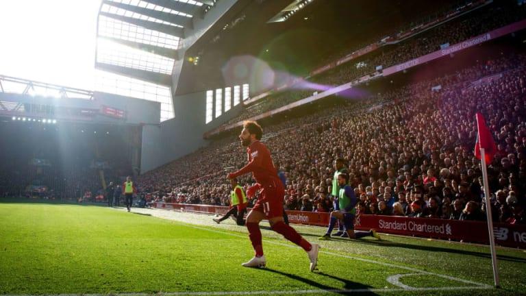 MERCADO | En Inglaterra aseguran que el Real Madrid va por Mohamed Salah en Enero