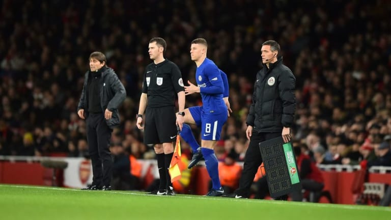 Conte's Headache Worsens as Midfielder Reportedly Suffers Hamstring Injury Ahead of Watford Clash