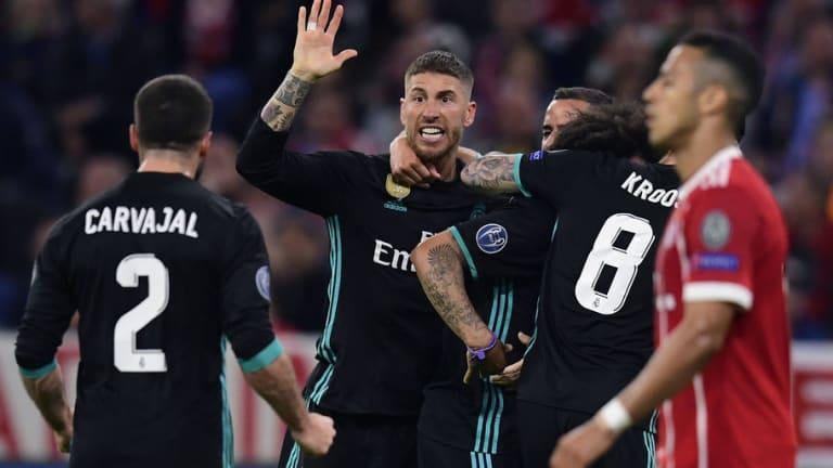 Bayern Munich 1-2 Real Madrid: Visitors Take Advantage of Wasteful Bavarians With Smash and Grab Win