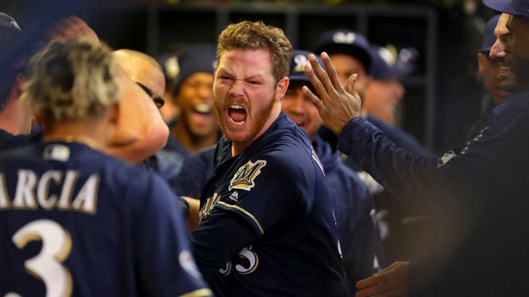 Brandon Woodruff's Home Run Off Clayton Kershaw Reminds Us How the Postseason Likes to Surprise