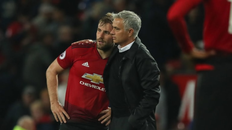 Luke Shaw Seeking First Team Assurances From Jose Mourinho Before Putting Pen to Paper on New Deal