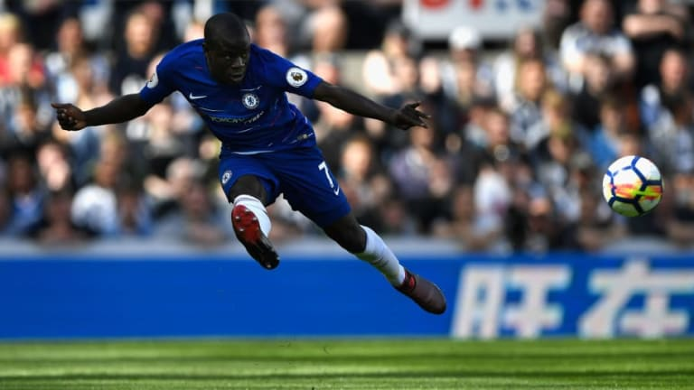 Paris Saint-Germain Reportedly View Chelsea Star N'Golo Kante as a Priority This Summer