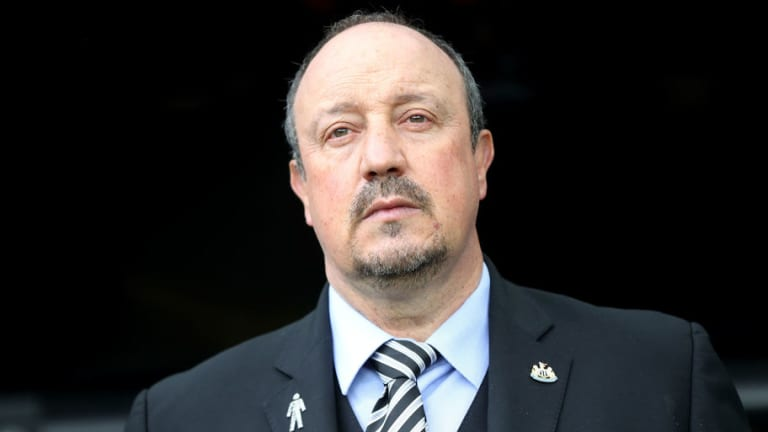 Rafa Benitez Says Newcastle United Deserved to Be Beaten After Lacklustre Display Against West Brom