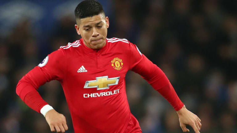 Marcos Rojo Set for Manchester United Loan Exit as Fenerbahce Enter Negotiations