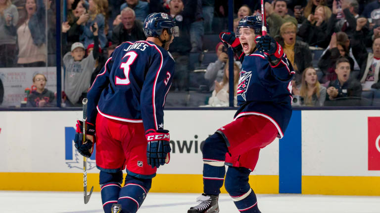 Artemi Panarin's Overtime Tally Powers Blue Jackets Over Sabres