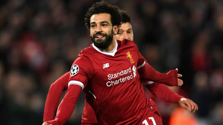Mohamed Salah Posts Injury Update on Instagram After Limping Off in Liverpool's 3-0 Man City Win