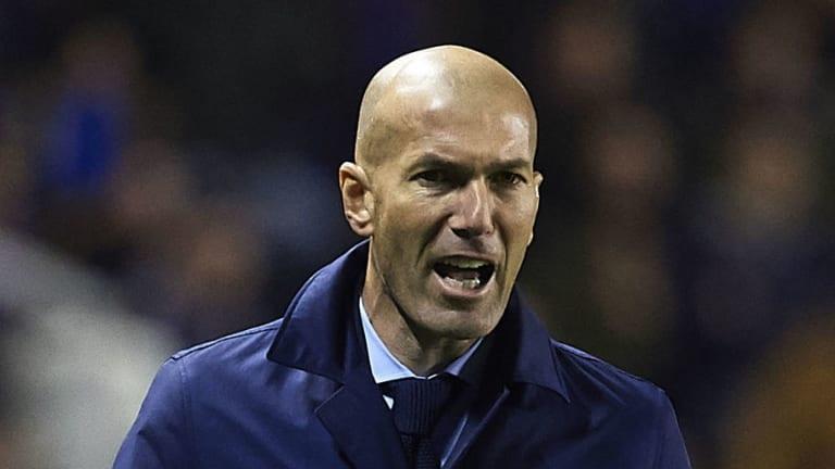 El tremendo palo de Zidane a Benzema en rueda de prensa