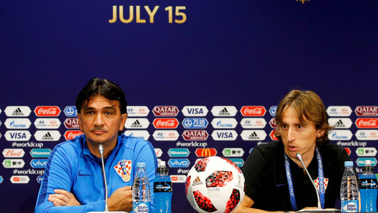 World Cup Daily Podcast: Differing Moods in Pre-World Cup Final Press Conferences