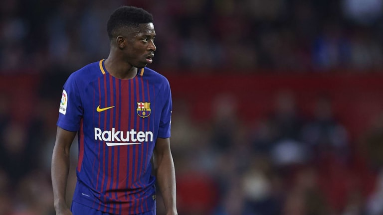 New PSG Boss Thomas Tuchel Reportedly Eyeing Reunion With Barcelona's Ousmane Dembele