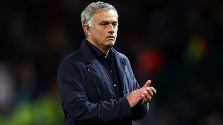 Jose Mourinho Sets New Unwanted Career Record After Goalless Draw Against Valencia