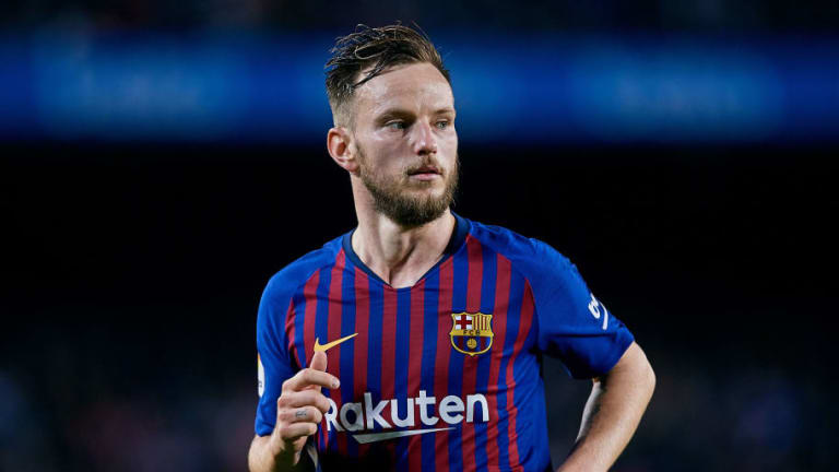 England Handed Boost Ahead of UEFA Nations League Clash as Ivan Rakitic Is Ruled Out With Injury