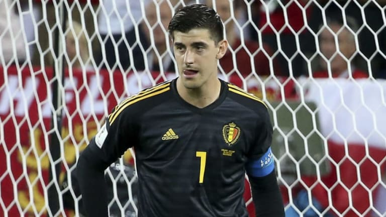 Real Madrid Turn Attention to Thibaut Courtois After Giving Up On Roma's Alisson Becker