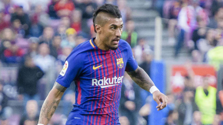 Barcelona Receive Paulinho Offer That Could Help Fund Summer Spending at Camp Nou