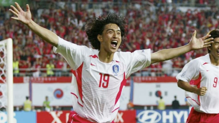 World Cup Countdown: 4 Weeks to Go - Remembering South Korea's Tarnished Run to the 2002 Semis