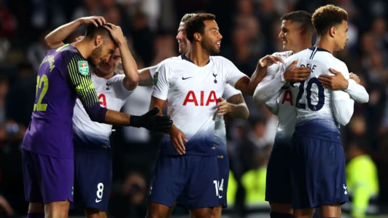 Tottenham 2-2 Watford (4-2 on Penalties): Report, Ratings & Reaction as Spurs Labour to 4th Round