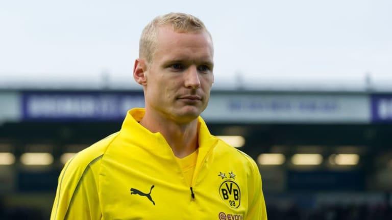 Dortmund Midfielder Sebastian Rode Joins Eintracht Frankfurt On Loan Until End of Season
