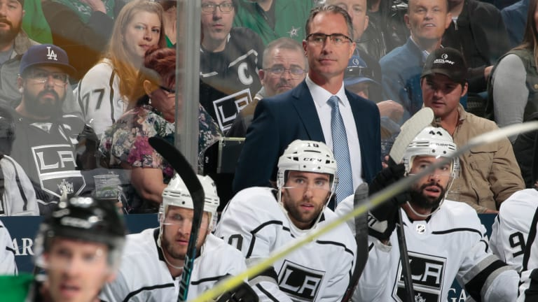NHL Power Rankings: As the Kings Find Rock Bottom, Who Else Is Close Behind?