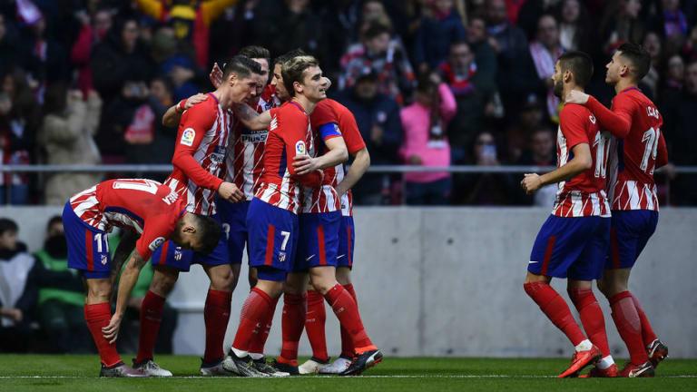 Los mejores tweets de la victoria del Atlético de Madrid ante Las Palmas