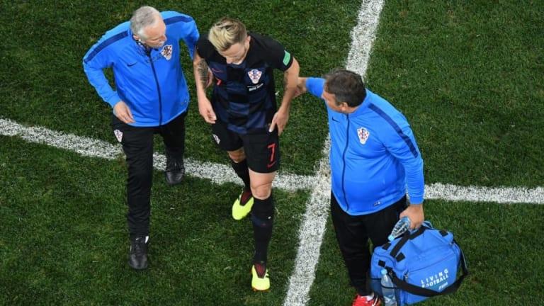 PARTE MÉDICO | Rakitic, 3 semanas de baja por una lesión en los isquiotibiales