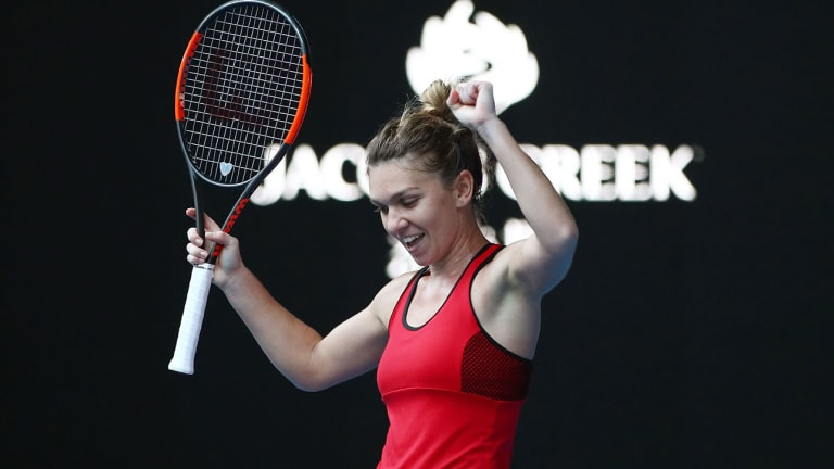How to Watch Simona Halep vs. Caroline Wozniacki: Australian Open Final Live Stream, TV, Time