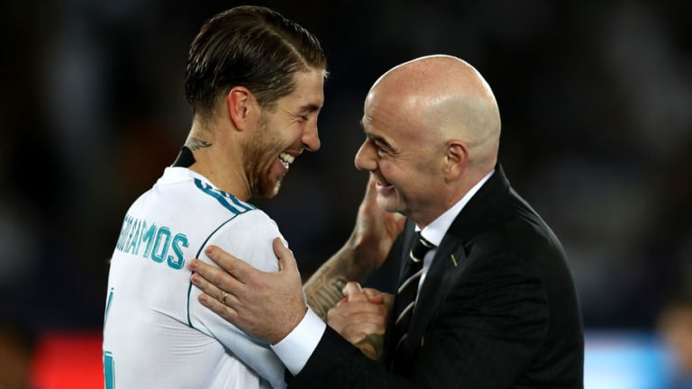 El crack mundial que le ha pedido a Sergio Ramos que le ayude a fichar por el Real Madrid