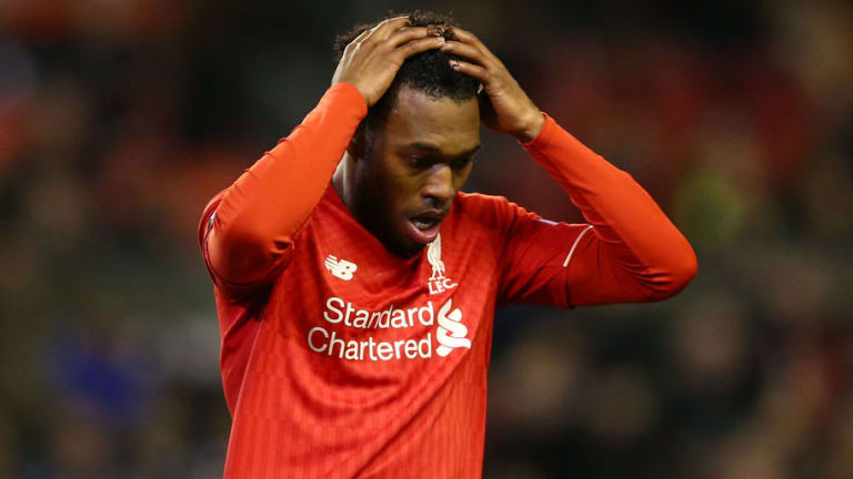 Stalling Eagles Cause Daniel Sturridge Waiting Game as Russian Giants Join Eder Race