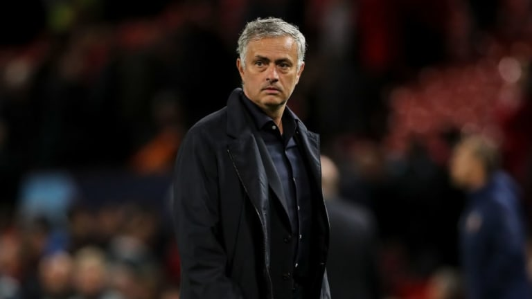 Jose Mourinho Admits a Lack of Control Over Man Utd Squad as Time in Hot Seat Starts to Run Out