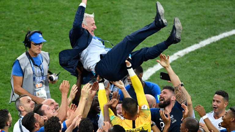 World Cup Daily Podcast: How Didier Deschamps's Tactics Led France to World Cup Glory