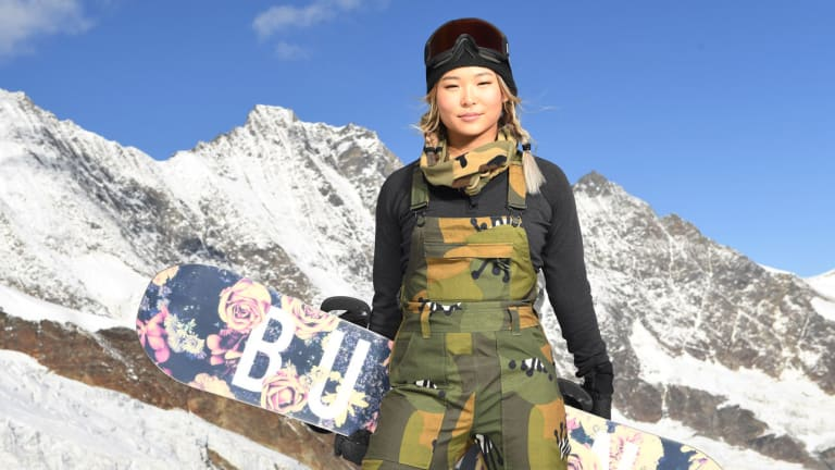 Super Chill: Fourteen Things to Know About Snowboarding Prodigy Chloe Kim