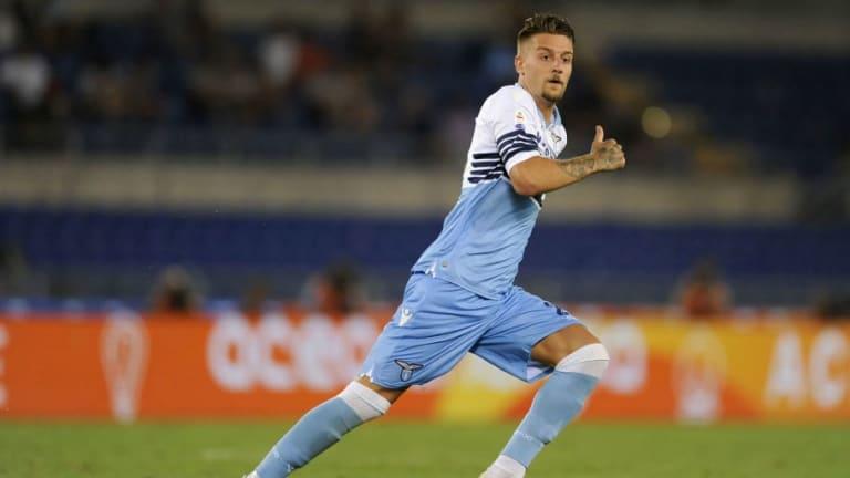 Sergej Milinkovic Savic Set to Double Lazio Salary Ahead of Expected Juventus Move Next Summer