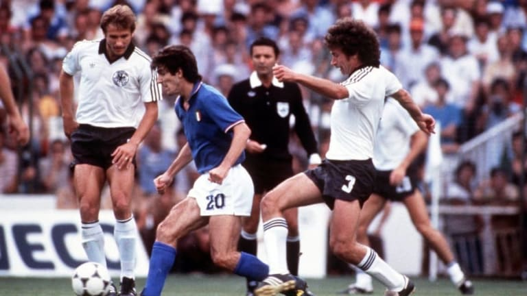 World Cup Countdown: 9 Days to Go - What if Paolo Rossi Had Still Been Banned?