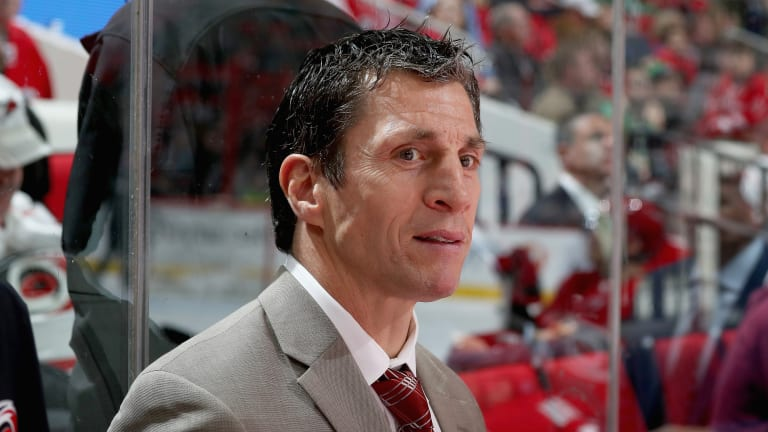 Hurricanes Turn to Glory Days, Hiring Rod Brind'Amour as Coach