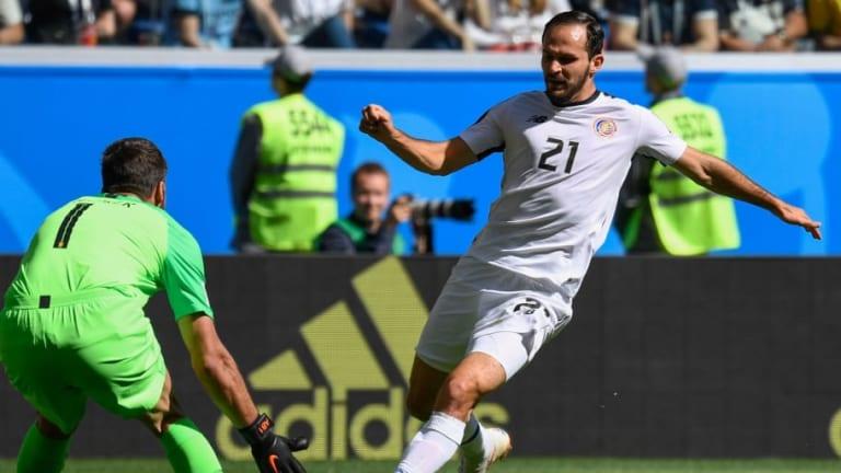 Marco Ureña habló de lo que fue la presentación de Costa Rica en el Mundial y su regreso a la MLS