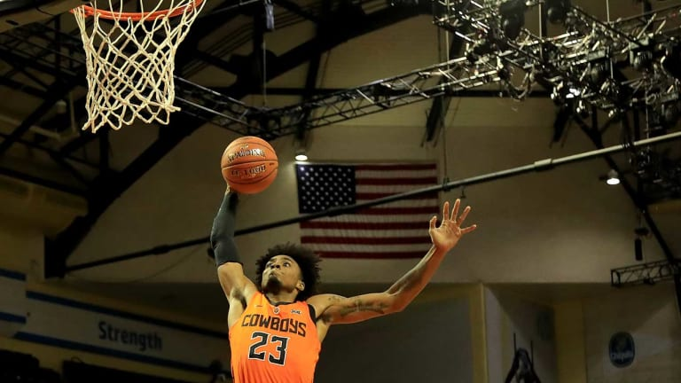 Oklahoma State Hands No. 19 LSU Second Straight Loss