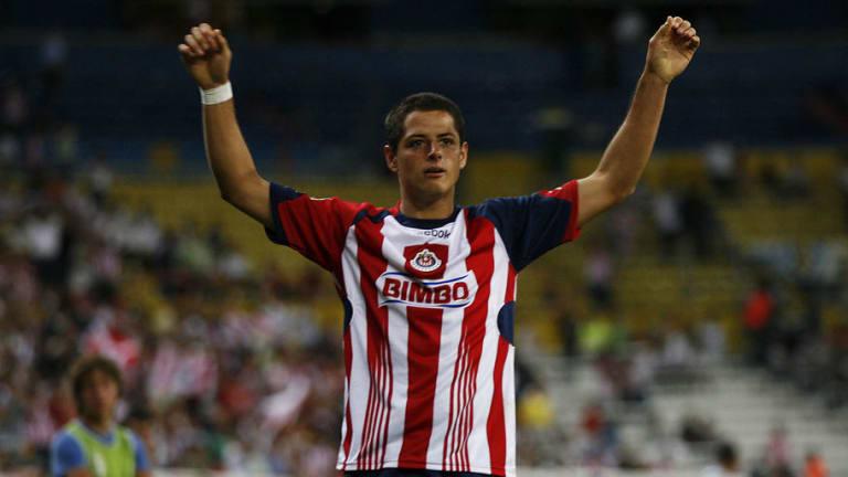 ¡FELICIDAD ROJIBLANCA! | La felicitación de Chicharito a Chivas por su título de Concacaf