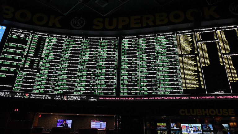 What Will Betting on the NFL Look Like Now? U.K. Bookmakers and Gamblers Give Us an Idea
