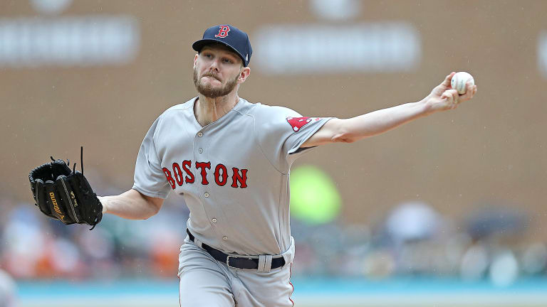 MLB DFS Plays for July 27