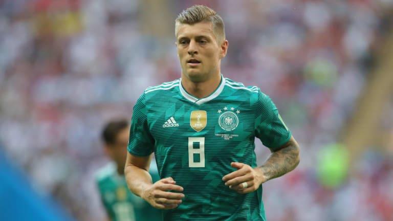 La ofensiva que prepara el Manchester United por Toni Kroos