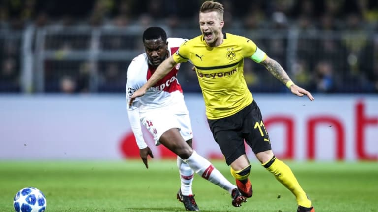Marco Reus to Remain With Dortmund During International Break Due to Knee Issues